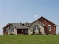 image of new construction home when looking for a good realtor to buy a property in Lowell